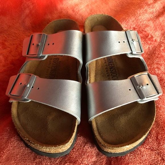463c4b2c842 Birkenstock Shoes - Birkenstock Arizona Soft Footbed Sandal
